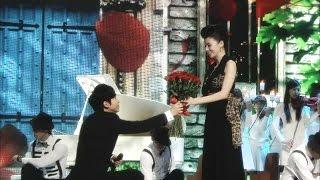 【TVPP】Lee Seung Gi - Will You Marry Me (with MC Mong), 이승기 - 결혼해 줄래 (with MC 몽) @ 2009 KMF Live