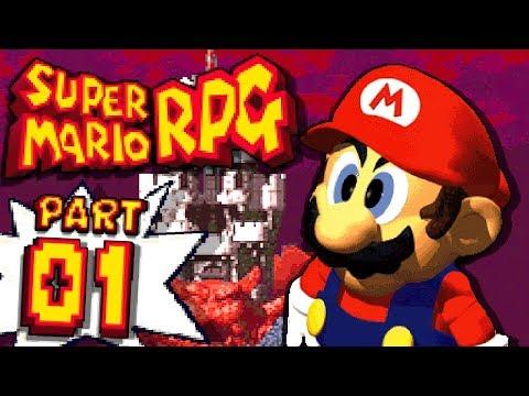 Super Mario RPG: Legend of the Seven Stars Walkthrough by SullyPwnz