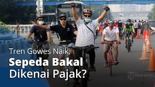 Santer Dikabarkan Sepeda Bakal Dipajak, Begini Penjelasan Kementerian Perhubungan