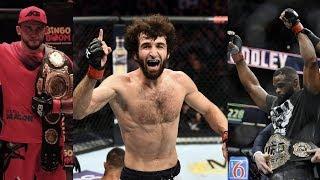 Новые чемпионы ACB, Забит Магомедшарипов бросил вызов, чемпиону UFC бросили вызов