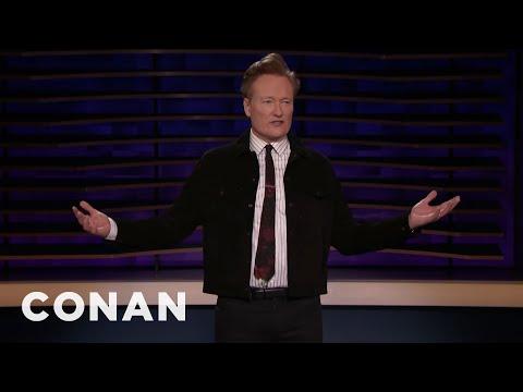 Conan: Impeachment Rules Were Written 200 Years Ago By Bernie Sanders - CONAN on TBS