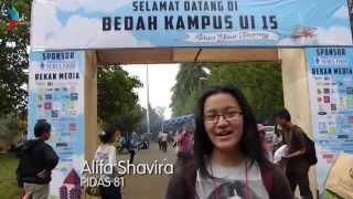 Bedah Kampus UI 15: Start Your Journey!