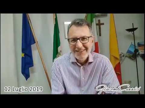 TARI 2019 - INCONTRO CON IL SINDACO DI ALIA -PA-  Ing. FELICE GUGLIELMO - Alia 12 Luglio 2019