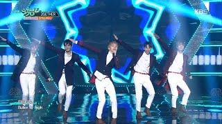 뮤직뱅크 Music Bank - 2GETHER - 인엑스 (INX - 2GETHER).20170414
