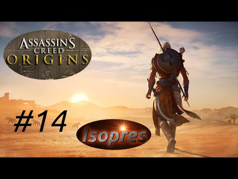 [LetsPlay] Assassin's Creed Origins #14 - ein blaues Fell