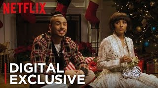 Kat Graham  Quincy Brown: Wrapped Up with Netflix | The Holiday Calendar | Netflix