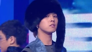 Bigbang - Heaven, 빅뱅 - 천국, Music Core 20080927