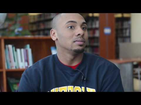 Student Spotlight: Nykel Reese