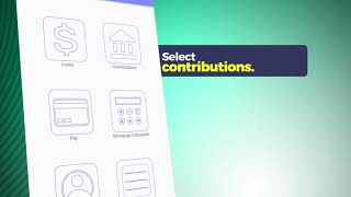 Apply for Contribution Refunds with Mobile App