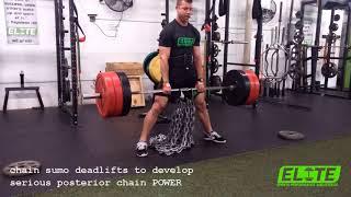 Massive Chains to Develop Massive POWER