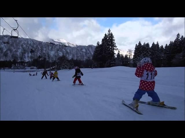 2016スキーキャンプ