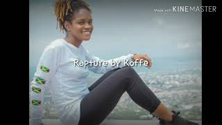 Koffe  Rapture (Official Audio)