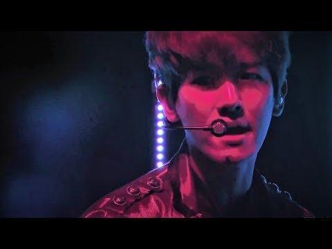EXO(엑소)- MAMA + Monster + Wolf