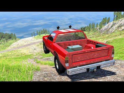 Off Road Crashes & Fails #2 – BeamNG Drive