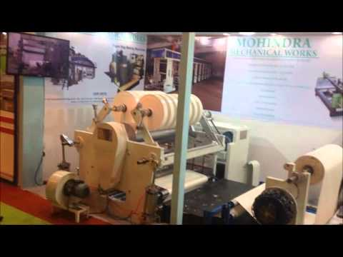 Slitting and Rewinding Machine for Submersible Wire