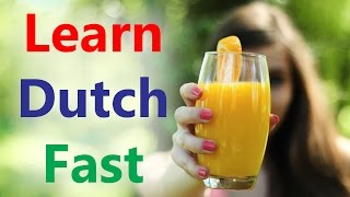 Dutch Phrases   Learn Dutch For Beginners   Online Fast Dutch Course
