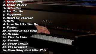 Những Bản Piano Âu Mỹ - Nhạc Không Lời Tiếng Anh  - Nhạc Không Lời Âu Mỹ Hay Nhất - EDM PIANO