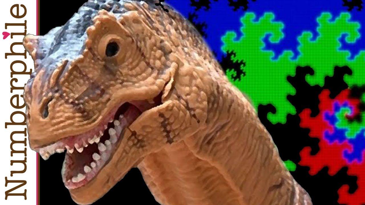 The Hidden Fractals In Jurassic Park