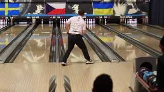 PBA bowlers in ultra slow motion (HD video)