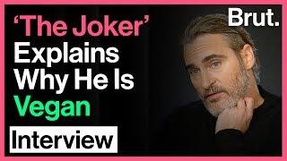 Joaquin Phoenix On Why Hes Vegan