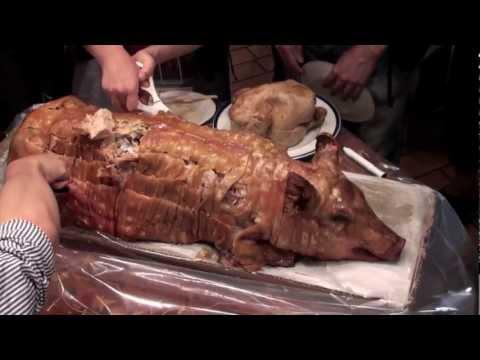 閲覧注意バーベキューの王者豚の丸焼き Naver まとめ