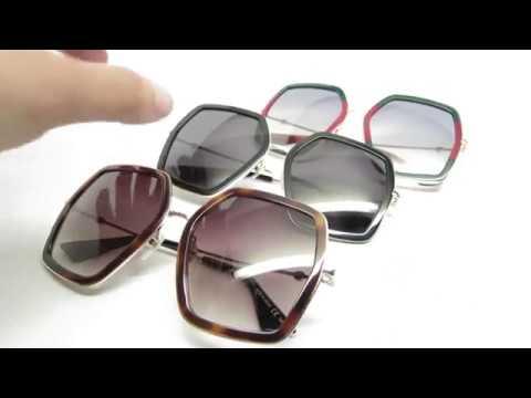 Gucci GG0106S 001 002 007 Sunglasses Review
