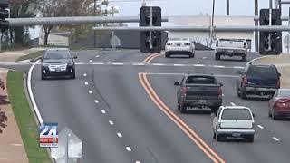 Traffic Law Enforcement Begins November 1st