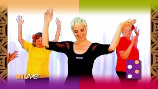 Low Impact Senior Exercise Dance at Home - Free Easy Dance Exercises for Older Adults by MUVEmethod