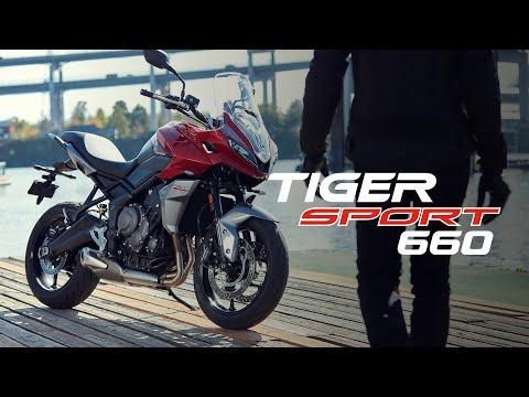 2022 Triumph Tiger Sport 660 in Bakersfield, California - Video 1