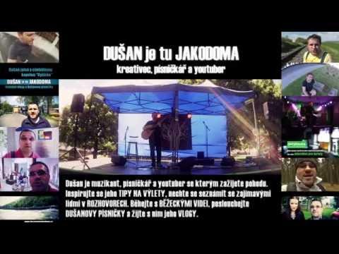 DUŠAN je tu JAKODOMA - 73 videí ve 2 minutách. Písničkář a youtuber DUŠAN je tu JAKODOM