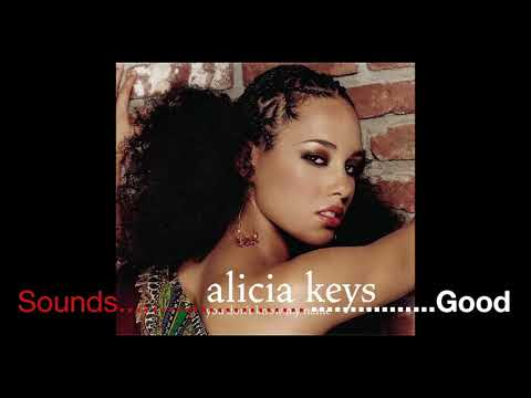 Alicia Keys - You Don't Know My Name - Instrumental Version