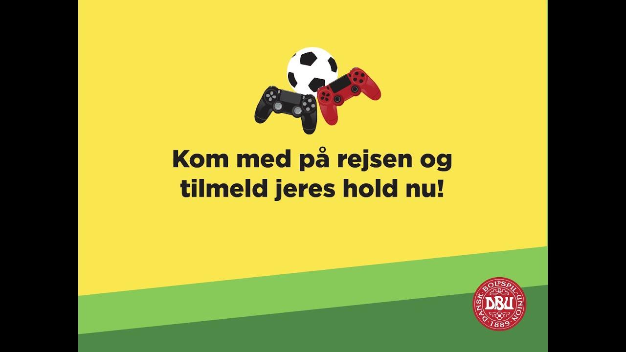 eFodbold: Rejsen mod danmarksmesterskabet starter nu