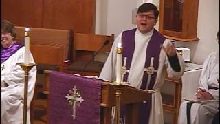 Hope Lutheran Cranberry - March 19, 2017 - Pastor Ron Brown