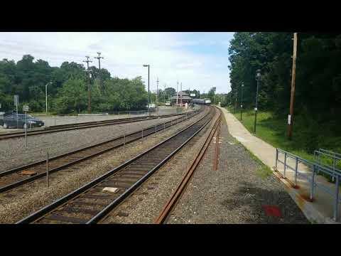 Railfaning at Bradford station part 4 8/23/19