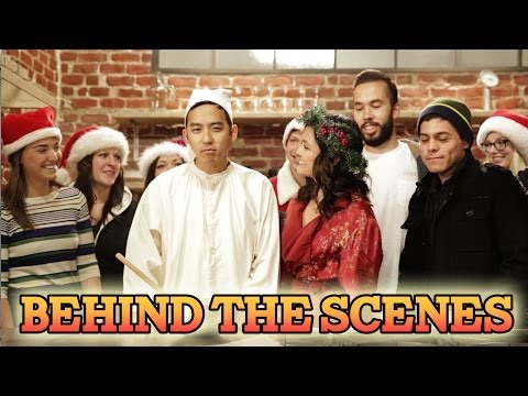BEHIND THE SCENES Christmas Carol & Buttered Nut Cream