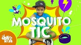 Mosquito Tic   MC Creu   Coreografia | FitDance Kids