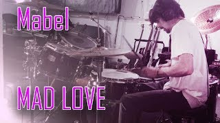 Mad Love ~ Mabel   Drum Cover But With Metal Drums