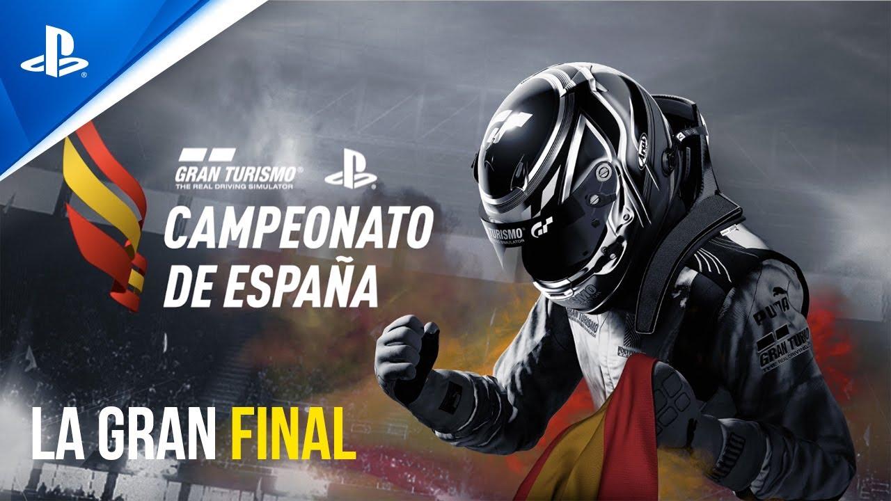José Serrano se proclama Campeón de España de Gran Turismo