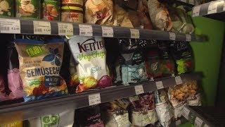 Stiftung Warentest: Chips aus Gemüse – klingt leider nur gesund