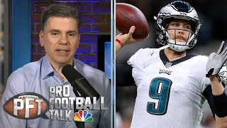 Nick Foles' new reported deal with Jaguars isn't expensive | Pro Football Talk | NBC Sports