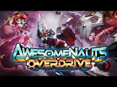 Awesomenauts - Overdrive Announcement trailer thumbnail