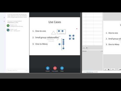 BigBlueButton HTML5 client overview (dev release)