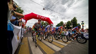 Чемпионат России по велоспорту на шоссе-2017