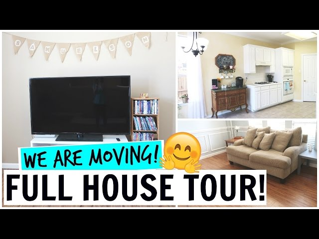 First-house-tour