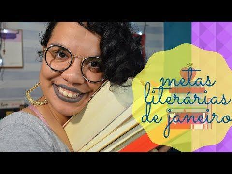 METAS LITERÁRIAS DE JANEIRO/2019