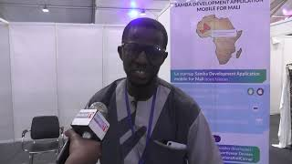 Samba Development Application Mobile For Mali