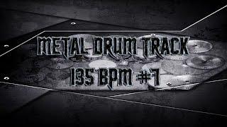 Black Metal Drum Track 135 BPM (HQ,HD) | Preset 2.0