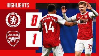Chelsea 0-1 Arsenal Pekan 36