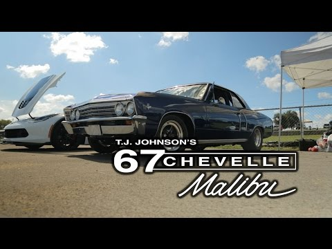 T.J. Johnson's 67 Chevelle Malibu - Holley LS Fest