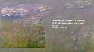 12 Concertos à cinque, Op.7